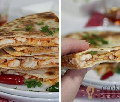 You Must Try This Mexican Sandwiches – Quesadillas