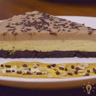 Oreo Cheesecake With Peanut Butter
