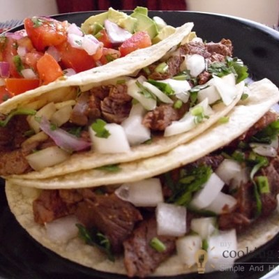 How To Make Chili-Rubbed Steak Tacos
