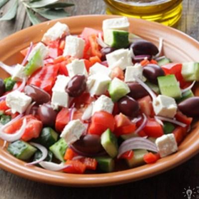 Crunchy Village Salad