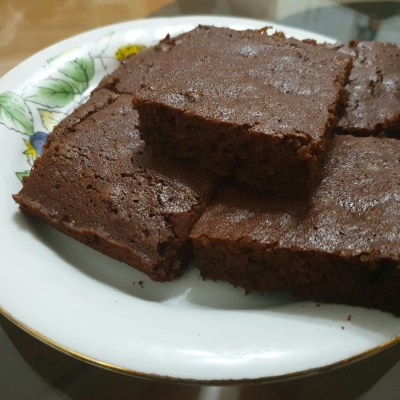 One pot brownies from scratch