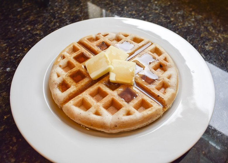 Keto waffles recipe