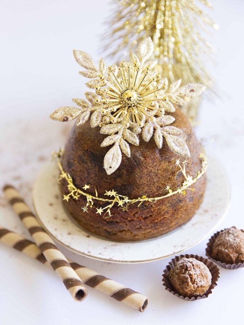 mary berry christmas pudding recipe