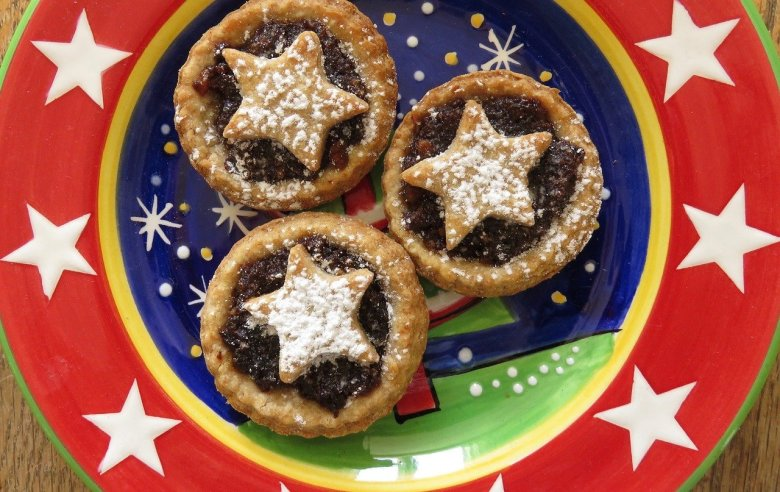 mince pie recipes mary berry