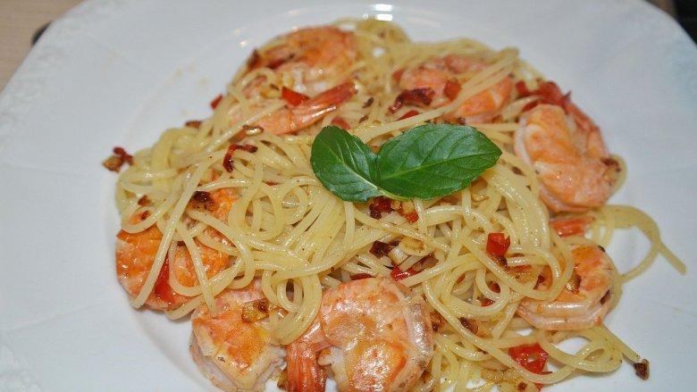 berry seafood linguine recipe