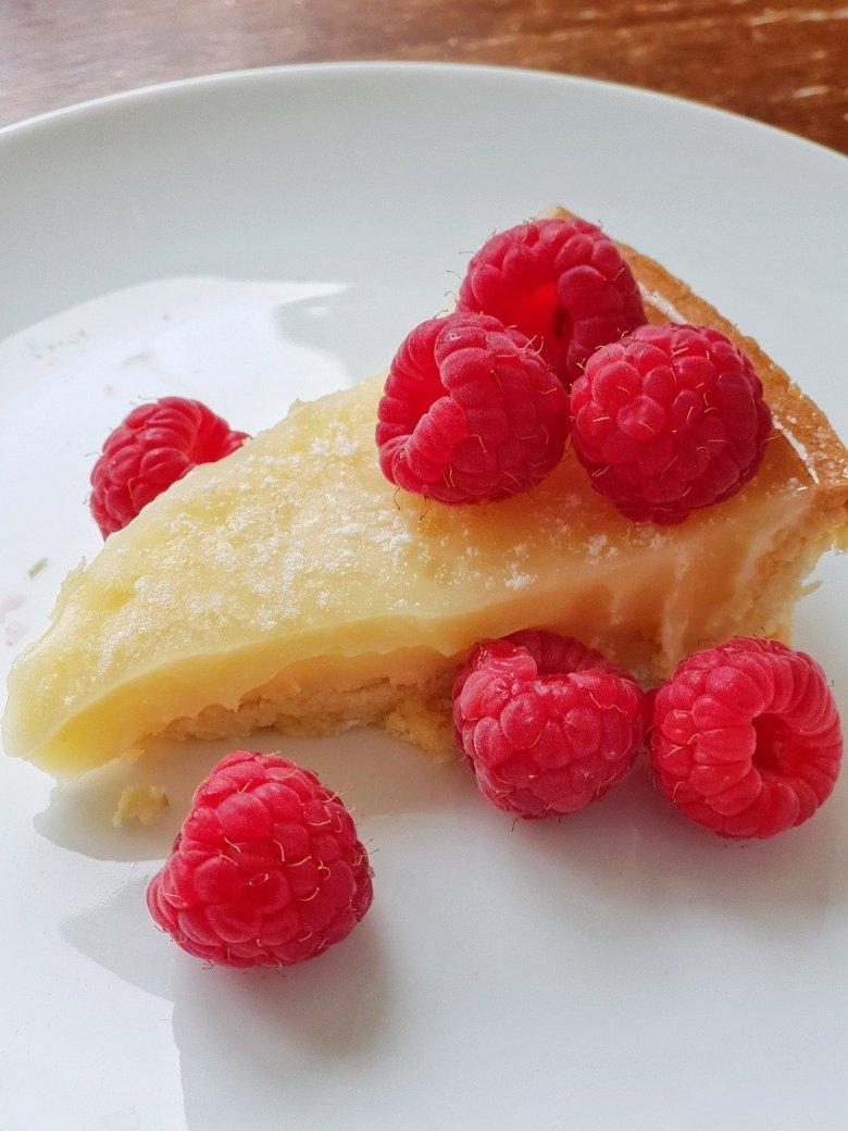 mary berry lemon tart au citron