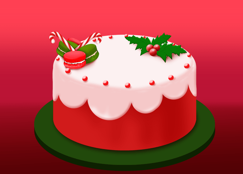 mary berry all in one Christmas cake