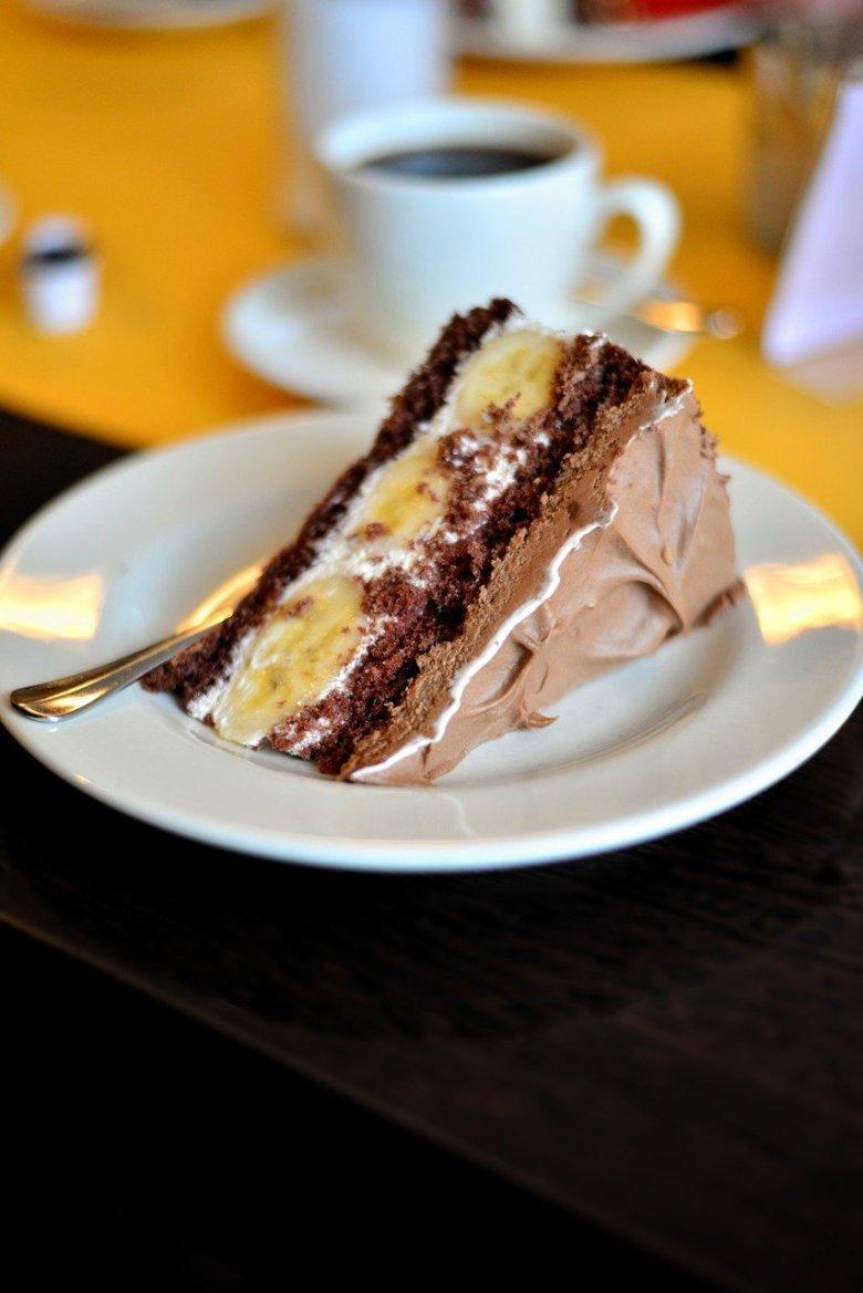 mary berry chocolate banana cake