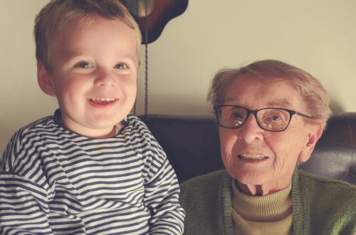 abuelos - Quins són els beneficis de la relació avi nét