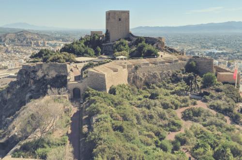Castillo de Lorca – Fortaleza del Sol