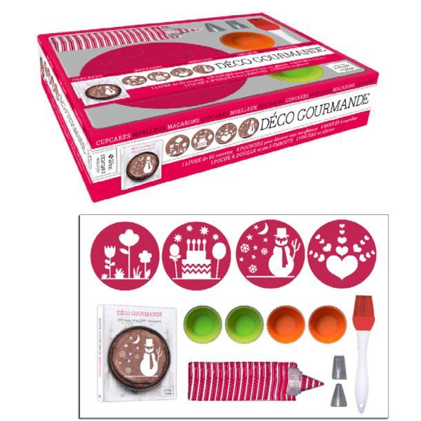 a7d4683b15ea3153671902cbfbaa09ce - Formas de presentar cupcakes estas fiestas navideñas