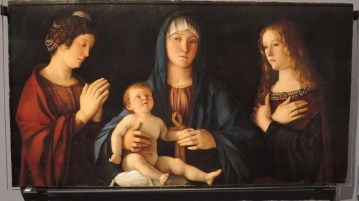Bellini, Holy Conversation, Gallerie dell'Accademia