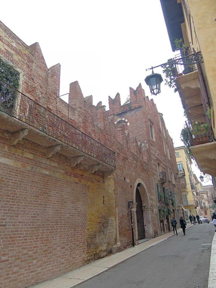 Romeo's palace