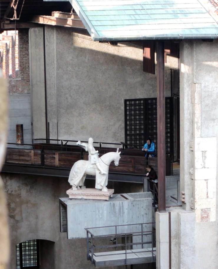 Cangrande statue, Castelvecchio Museum Highlights
