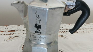 My parents' aged Moka pot
