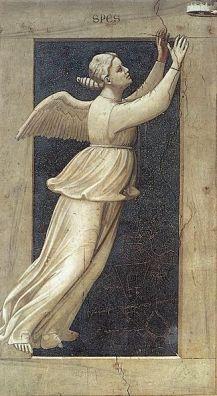 Scrovegni Chapel - Giotto, Hope ©it.wikipedia.org