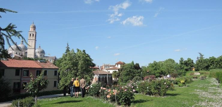 Rose Garden of Santa Giustina