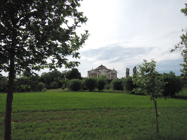 Villa Rotonda Villa Rotonda by Palladio
