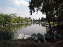 Boats in Mantova