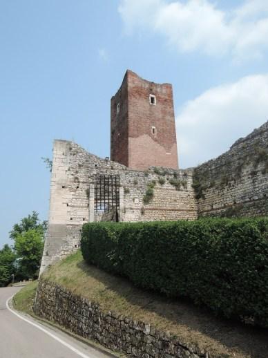 Juliet Castle, Castles of Romeo and Juliet at Montecchio Maggiore