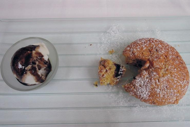 Mini Linzer torte