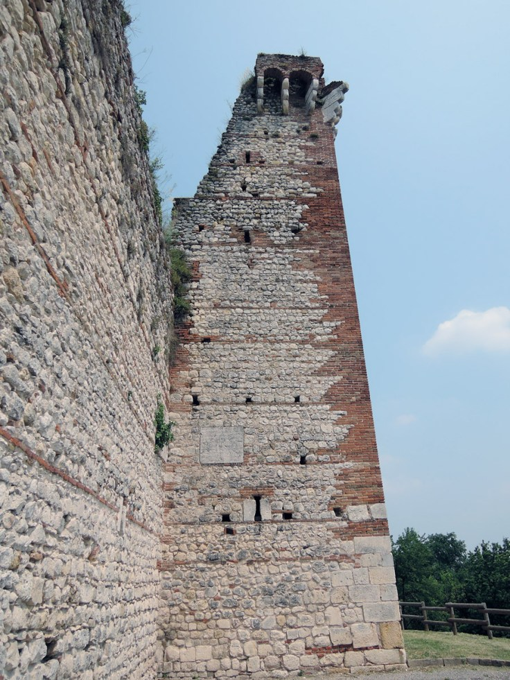 Romeo Castle Ruined Tower