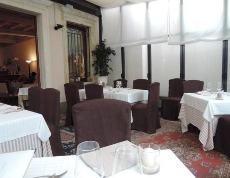 Veranda, Hostaria San Benedetto