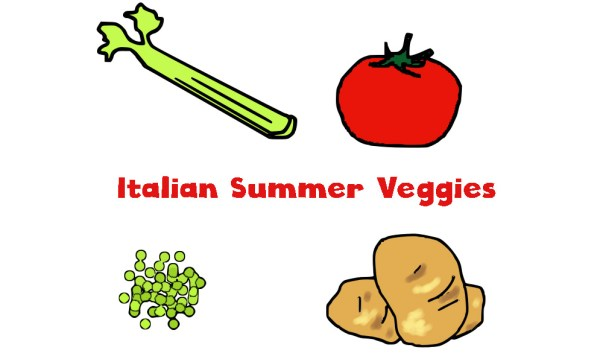 Italian Summer Vegetables
