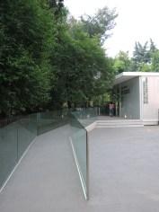 Entrance, Botanical Garden in Padua
