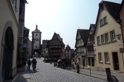 Rothenburg ob der Tauber, Romantic Road Itinerary