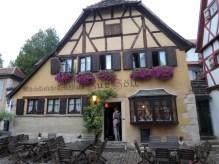 Restaurant Zur Höll, Rothenburg ob der Tauber