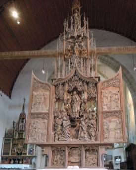 Herrgottskirche, Romantic Road Itinerary