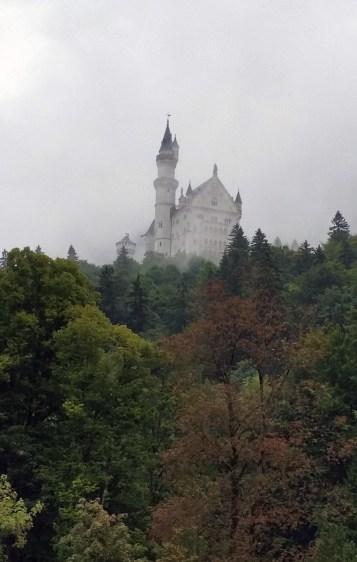 Neuschwanstein Castle, Romantic Road Itinerary