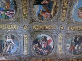 Ceiling, Monumental Rooms of the Biblioteca Marciana