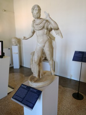 Statue of Ulysses