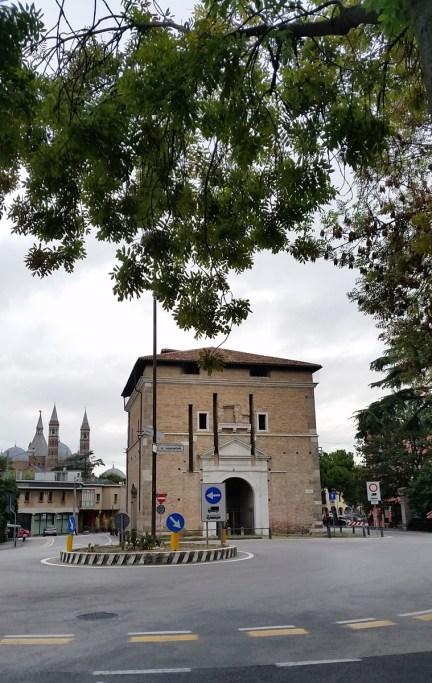 Porta Liviana, Pontecorvo, Padova