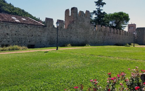 What to see in Monselice: Monselice Walls