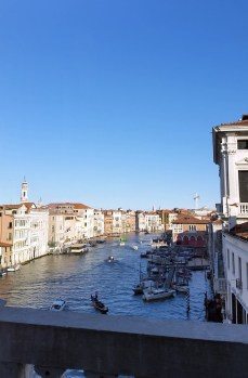 Grand Canal from Ca Pesaro