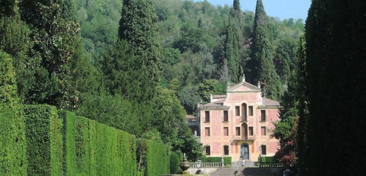 Villa Barbarigo, Valsanzibio Gardens