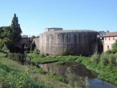 Ponte delle Grade di San Massimo, via Gattamelata, Padova