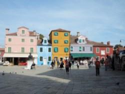 Piazza Galuppi, Burano
