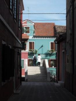 Coloured houses, Burano
