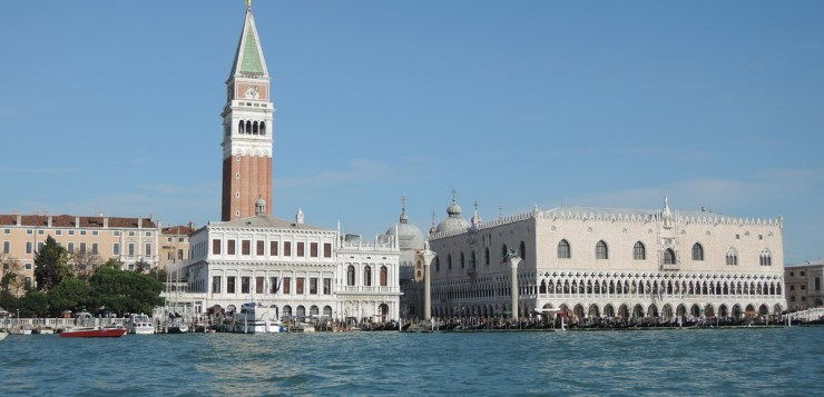 Doge's Palace and St. Mark