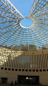 Mart Museum Dome