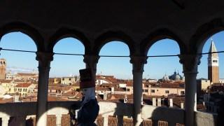 Belvedere, Contarini del Bovolo staircase