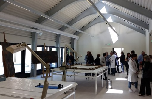 New restoration laboratories