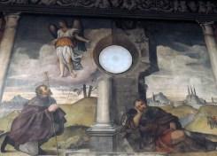 Vision of the Angel and Sleep of San Rocco