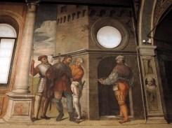 San Rocco is taken to prison