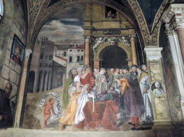 Funeral of San Rocco