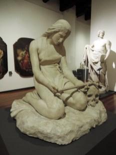 Penitent Magdalene by Canova